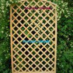 шпалера для вьющихся растений, шпалера деревянная
